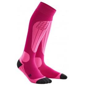 Ski Merino Pink/Electric Pink