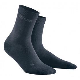 Business Socks Short - Dark Grey