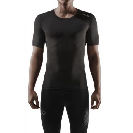 Wingtech Shirt Kortærmet - Black