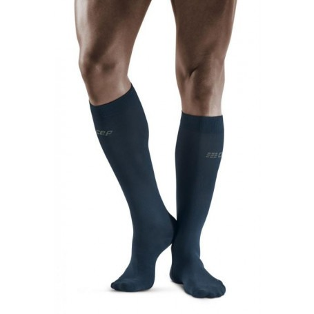 Business Socks - Dark Blue