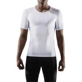 Wingtech Shirt Kortærmet - White