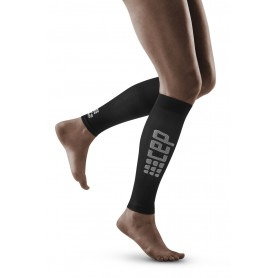 Ultralight Calf Sleeves - Black / Grey