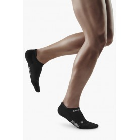 Ultralight No Show Socks - Black / Grey