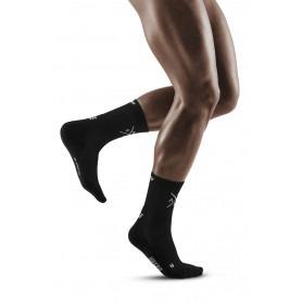 XTRA MILE 3.0 Compression Short Socks - Black