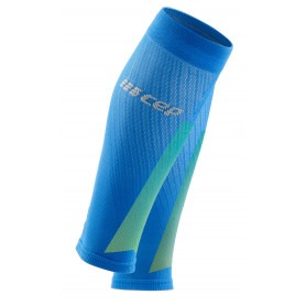 Ultralight PRO Compression Calf sleeves - Black / Light Grey