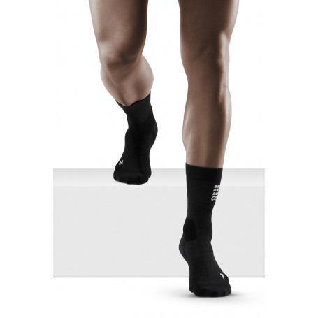 Hiking Light Merino Compression Mid Cut Socks - Men CEP - 3