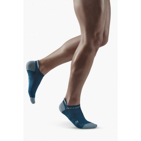 Compression No Show Socks 3.0 - Mint / Grey