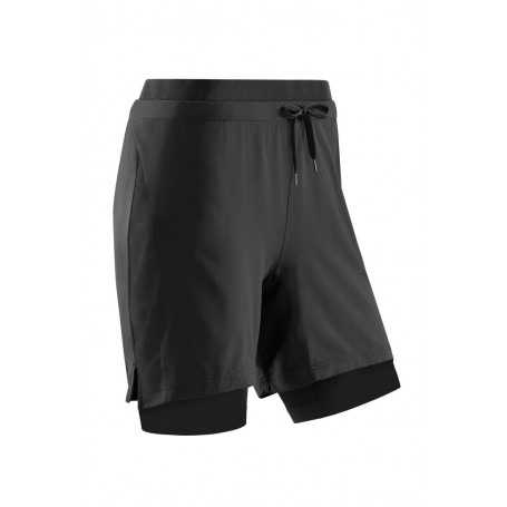 Training 2 in 1 shorts - Women