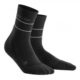 REFLECTIVE MID CUT Socks MEN