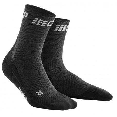 Winter compression SHORT Socks Woman CEP - 3
