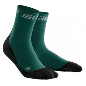 Winter compression SHORT Socks Men