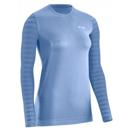 Ultralight shirt LONG sleeve Women CEP - 3