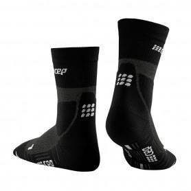 Hiking compression Merino MID-CUT socks WOMAN CEP - 2