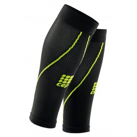Pro+ Sleeves - Black/Green