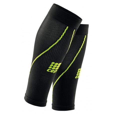 Pro+ Sleeves - Black/Green