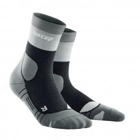 Hiking compression Light Merino MID-CUT Socks WOMEN CEP - 5