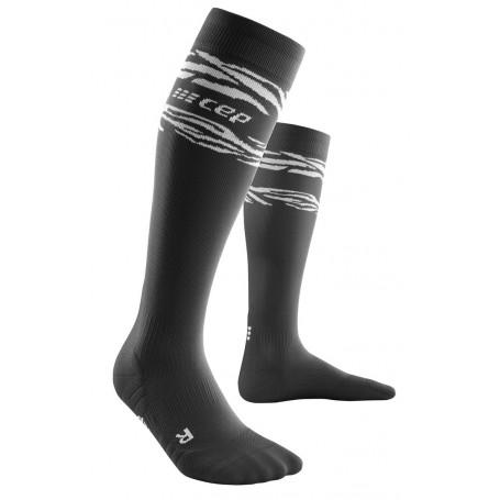 Animal Long socks Woman