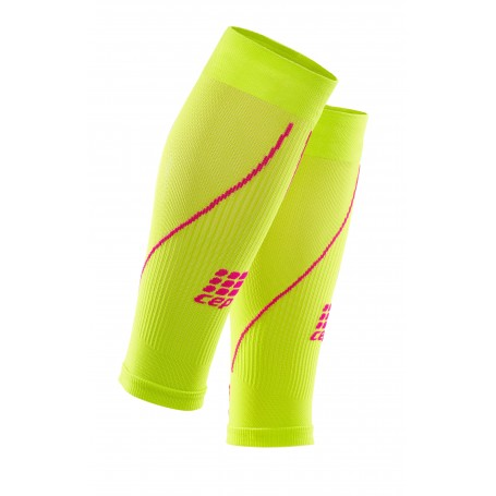 Pro+ Sleeves - Lime/Pink