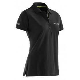 CEP Brand Polo - Black/Lime