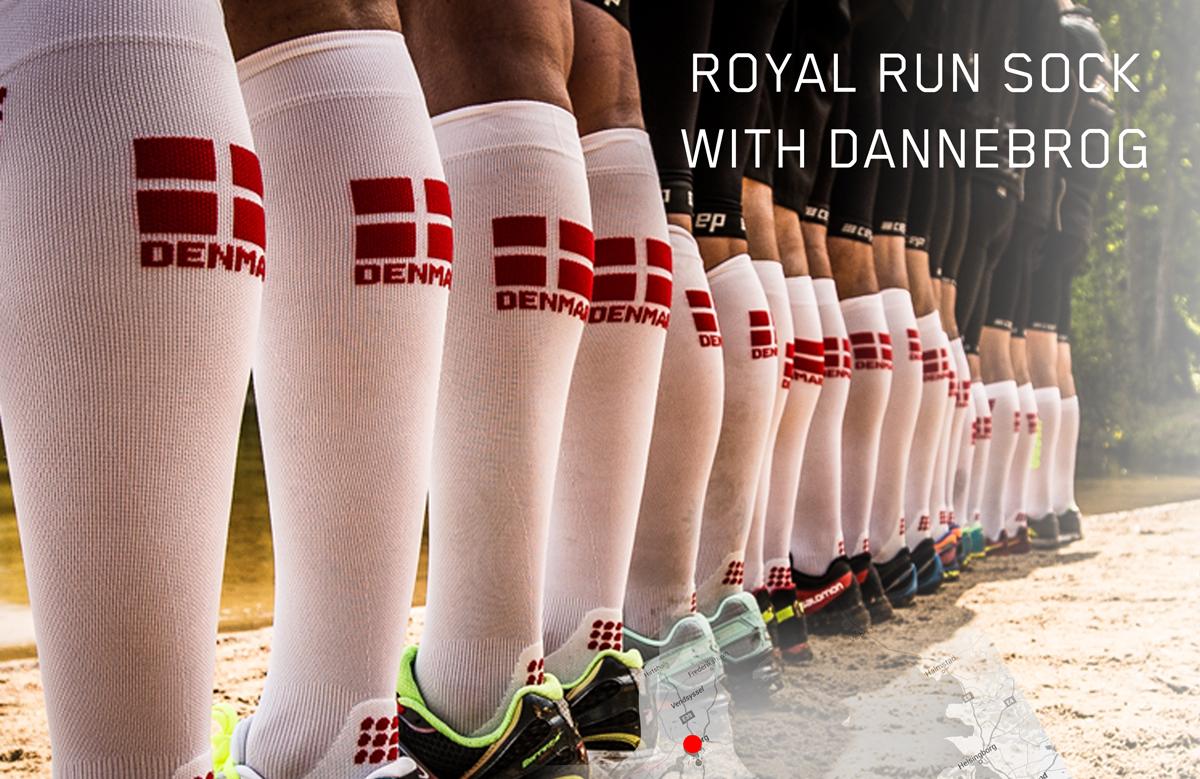 Køb Royal RUN strømper nu